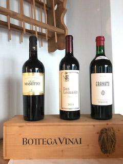 Coronata Haus Italian Wine
